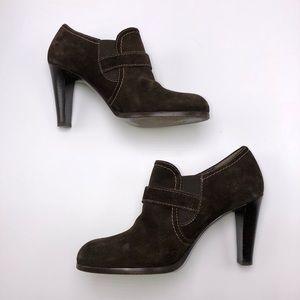 Coach Shoes - Coach Suede Booties